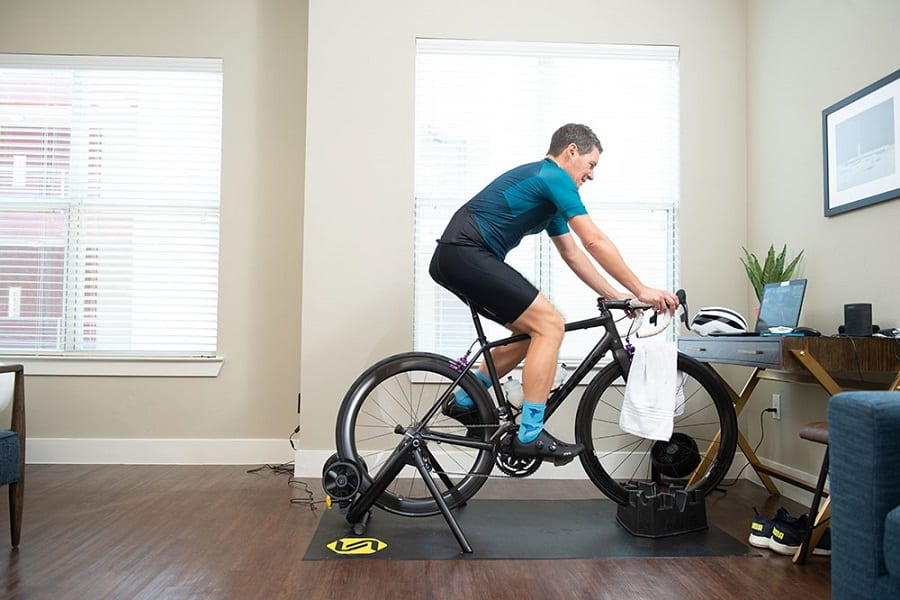 Stationary Bike Vs Bike Trainer Vs Actual Bike