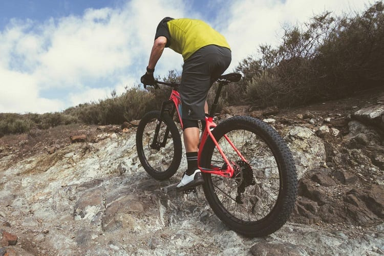 WHY USE FAT TIRES?