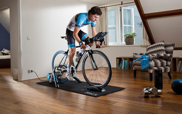 Pros and Cons of Stationary Bikes and Bike Trainers
