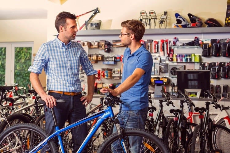 BICYCLE BROKERAGE