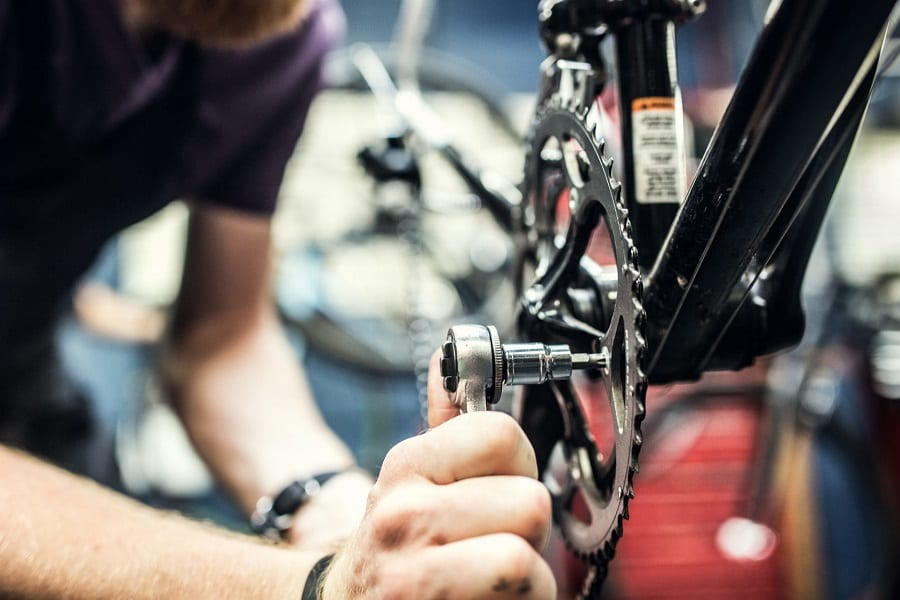 5 Bicycle Fixes That Everyone Can Do At Home