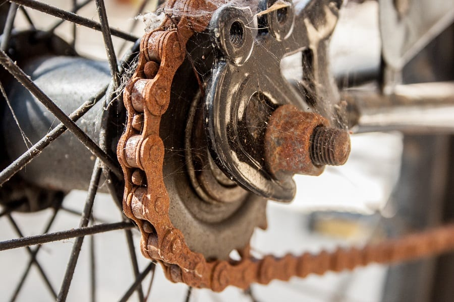 How To Remove Rust Buildup From Your Bike Chain