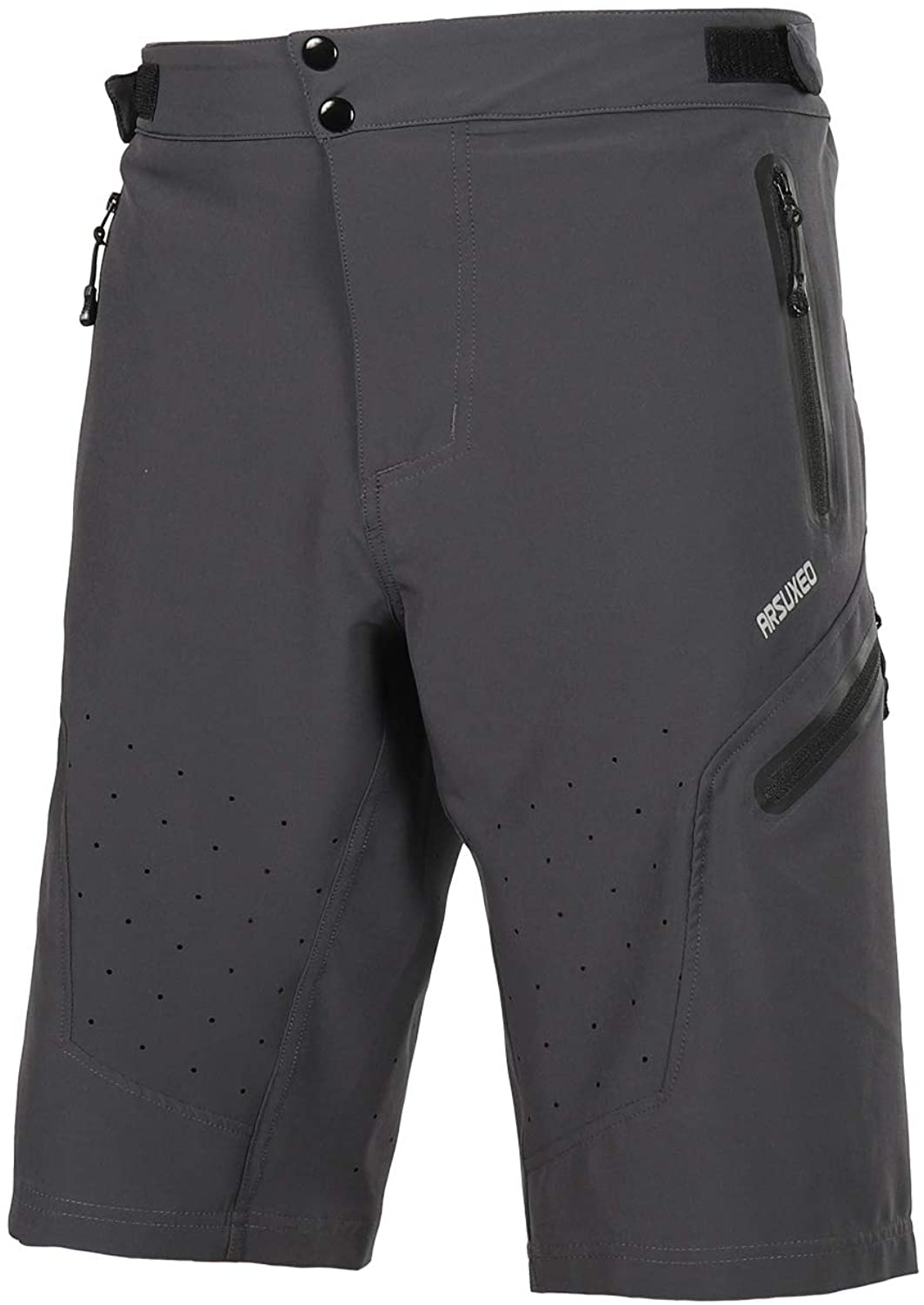 arsuxeo outdoor sports mens cycling shorts