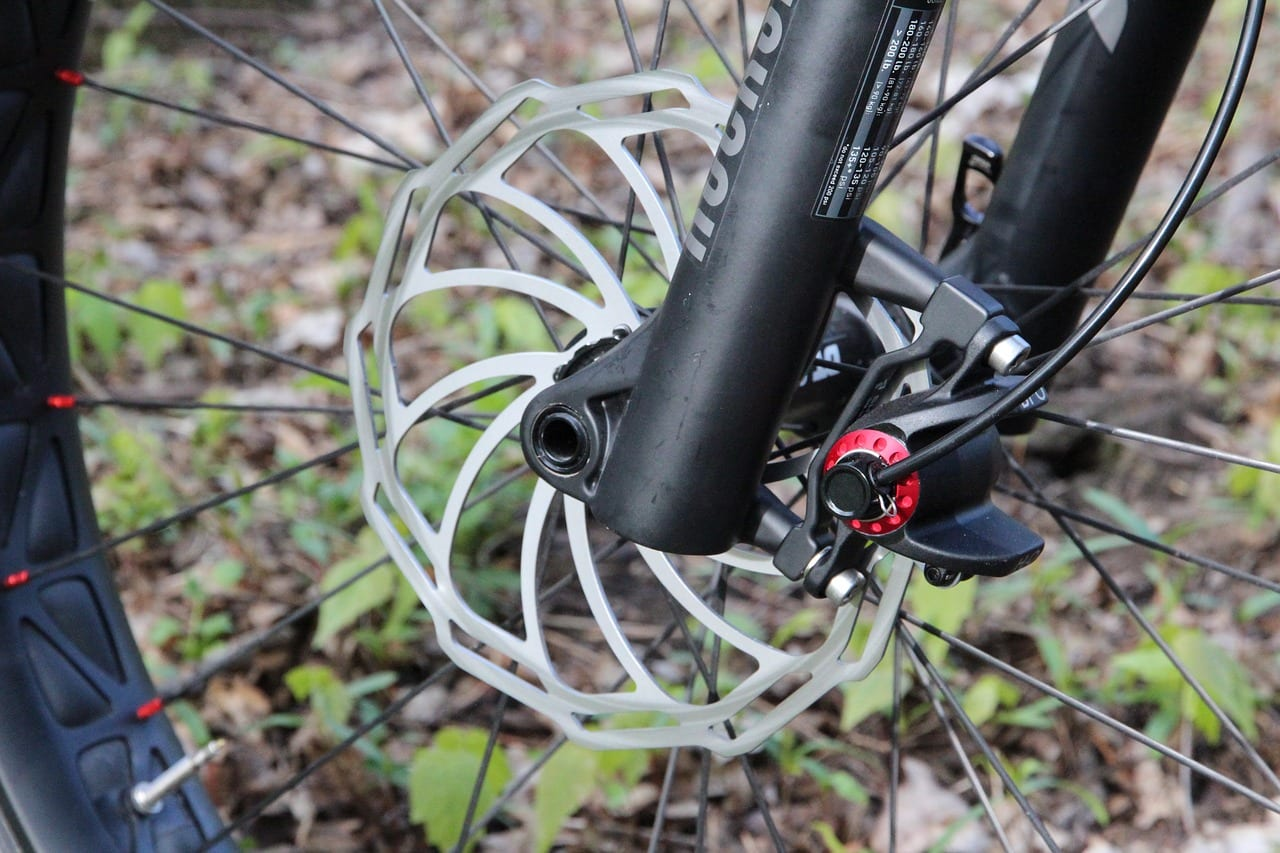 bicycle disc brakes featured image