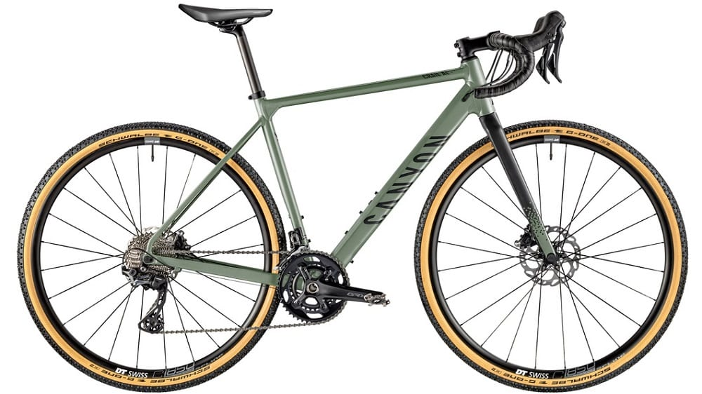 canyon grail al 7.0 bicycle