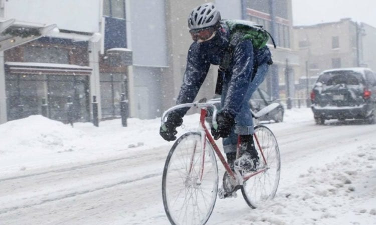 The Ultimate Winter Cycling Guide 1