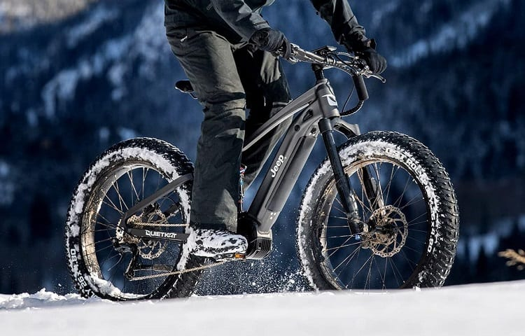 fat bike as a second bike for snow