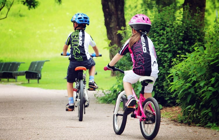 when to remove training wheels