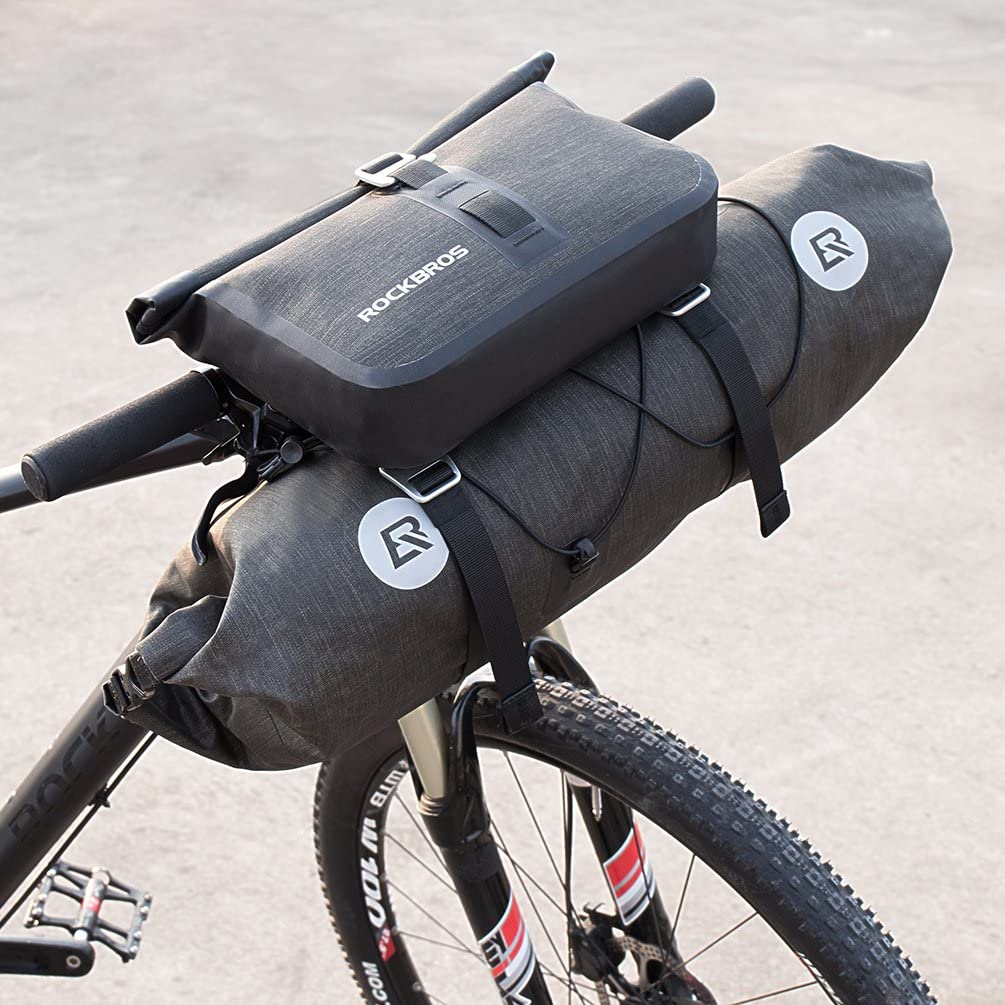 rockbros waterproof handlebar bag