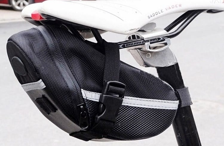 bag for bike seat