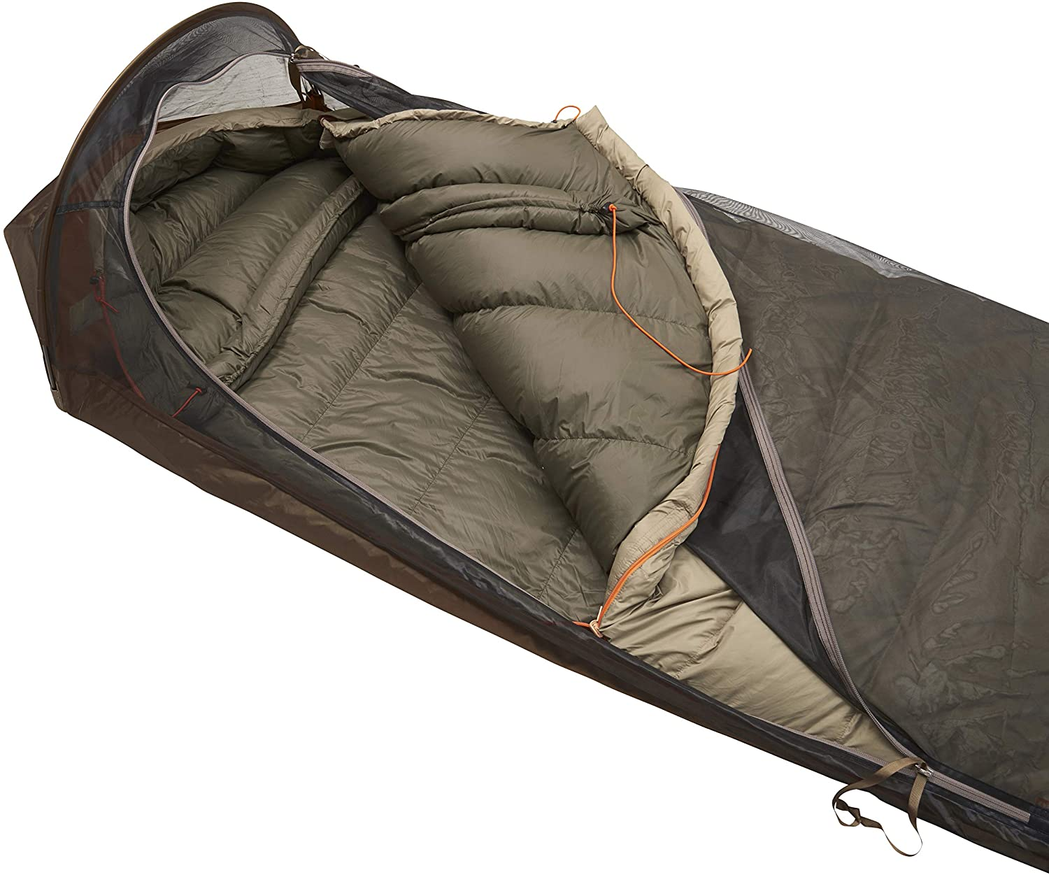 slumberjack contour bivy lightweight backcountry camping