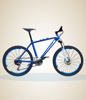 14. Hybrid Commuter Bicycles