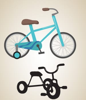 2The era of 3 and 4 wheeler bicycles