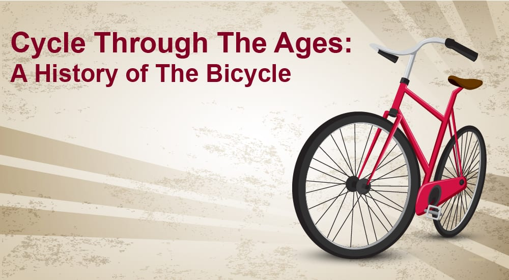 Cycle Through The Ages AHistory ofThe Bicycle