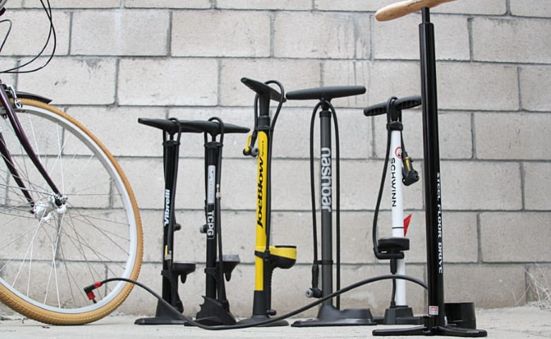 Are Bicycle Pumps Universal