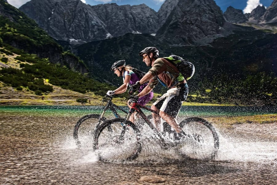 Cycling in the Rain - Quick Guide