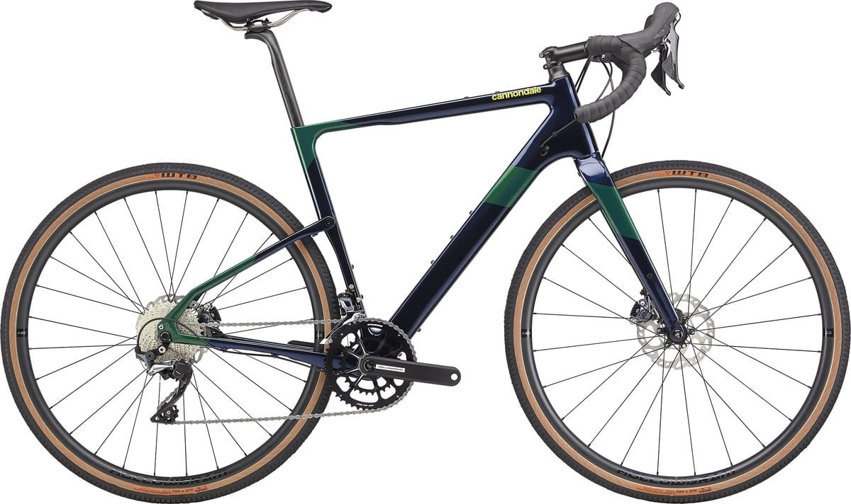 cannondale topstone carbon ultegra rx bicycle isolated on white background