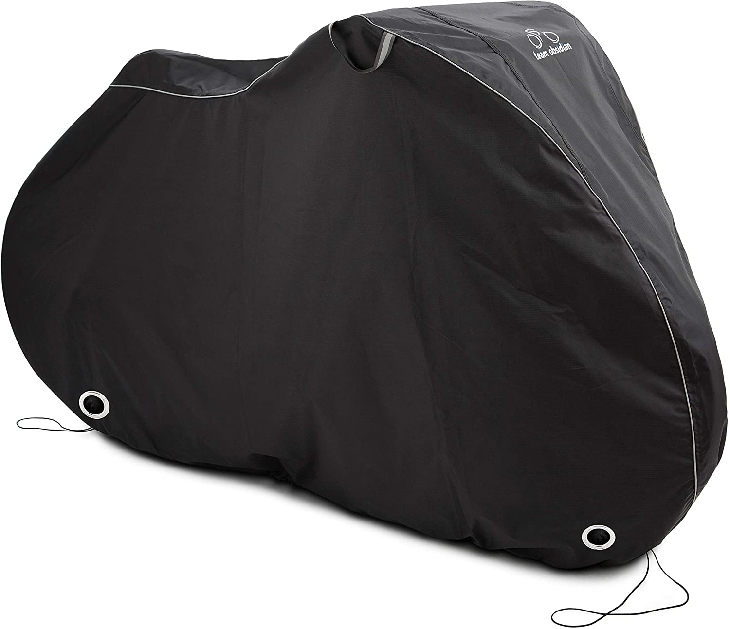 teamobsidian stationary bike cover black color
