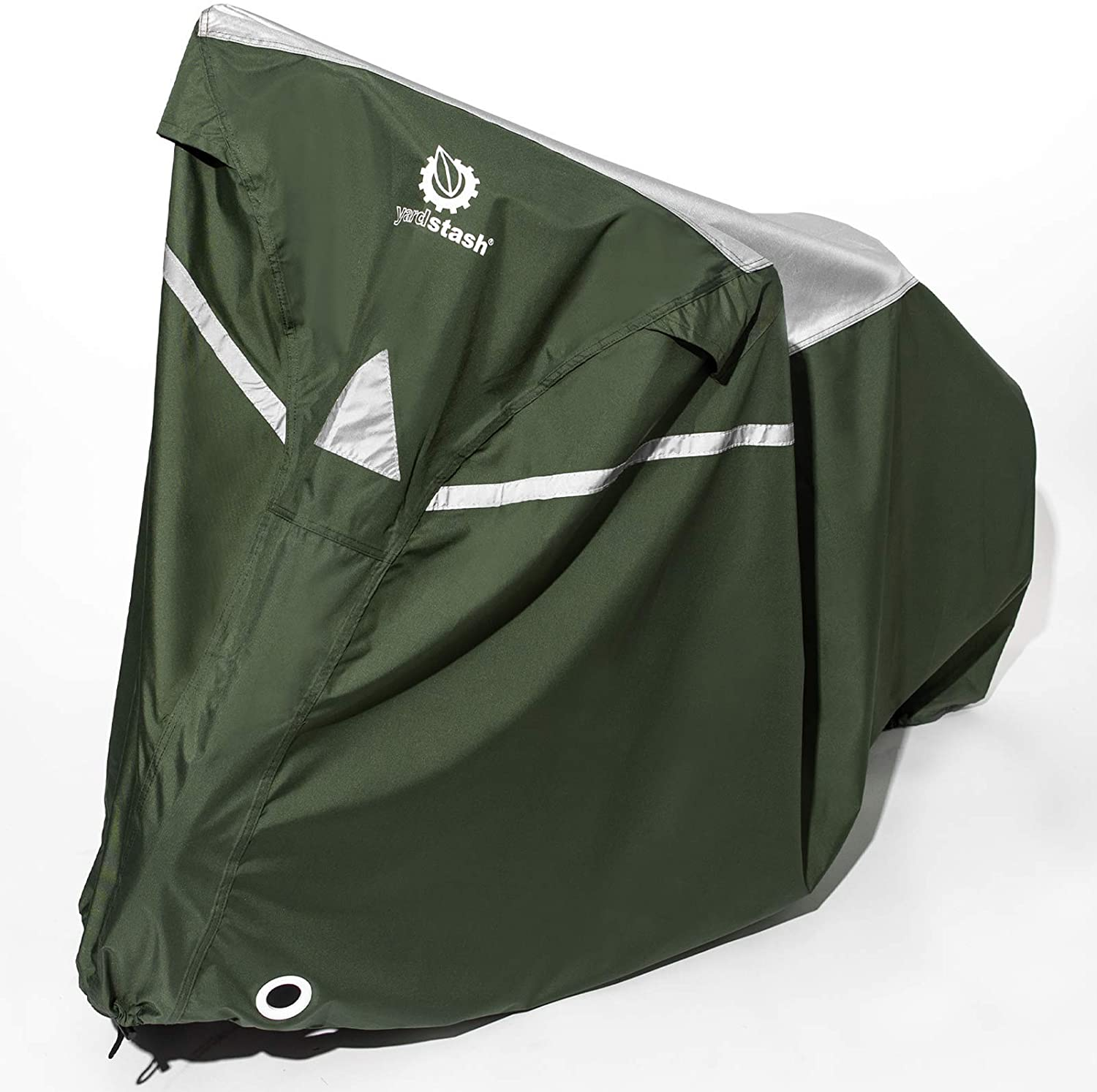 yardstash bike covers green color