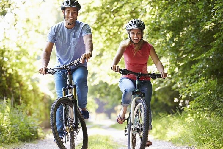 CYCLING CAN BOOST T-CELLS