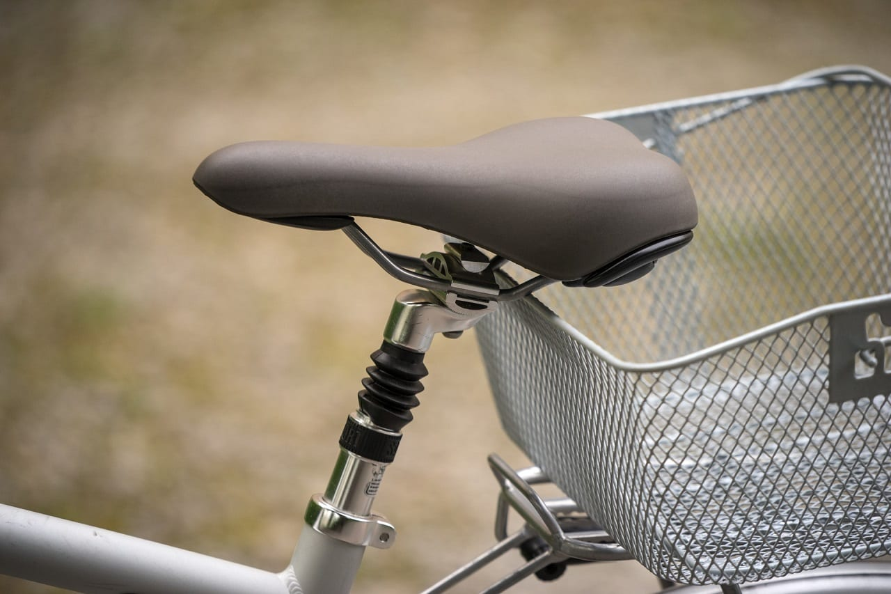 comfortable bike seat featured image