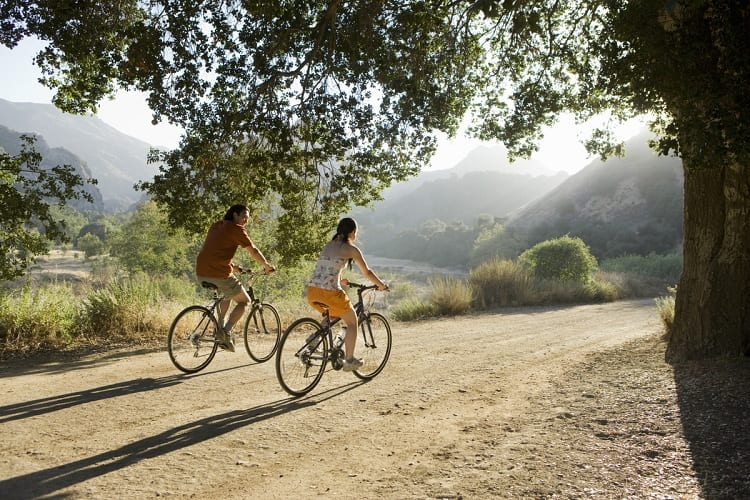CYCLING JUST 30 MINUTES A DAY CAN IMPROVE YOUR IMMUNE SYSTEM