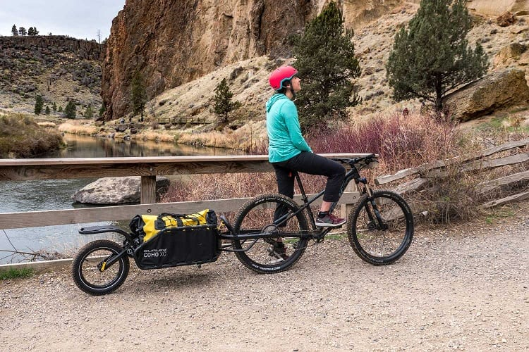 Is It Safe To Ride With a Bike Trailer?