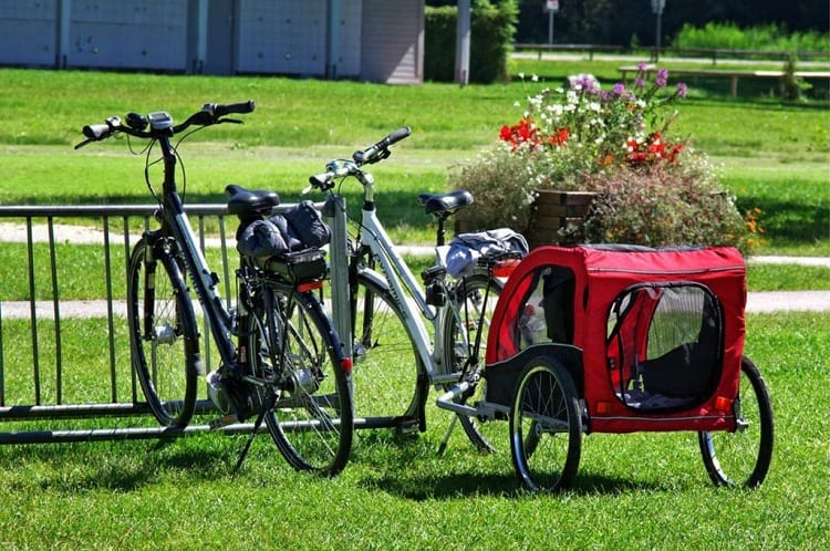 What Can You Use a Bike Trailer For?