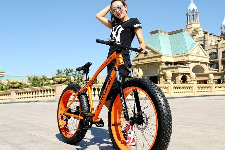 CAN YOU RIDE A FAT TIRE BIKE ON THE PAVEMENT?