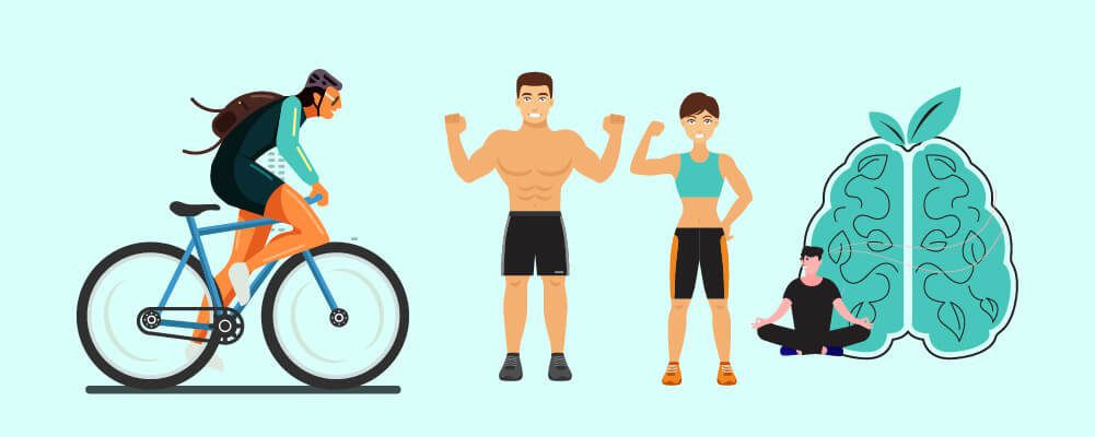 Fitness Benefits of Cycling