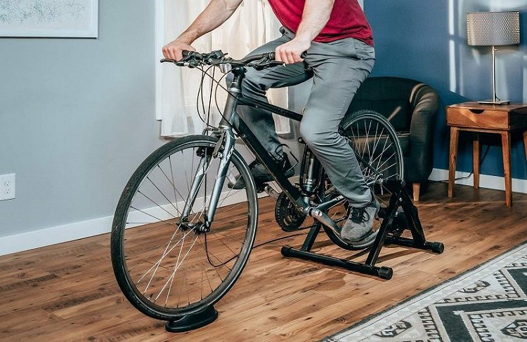 What Are The Benefits Of An Indoor Bike Stand?