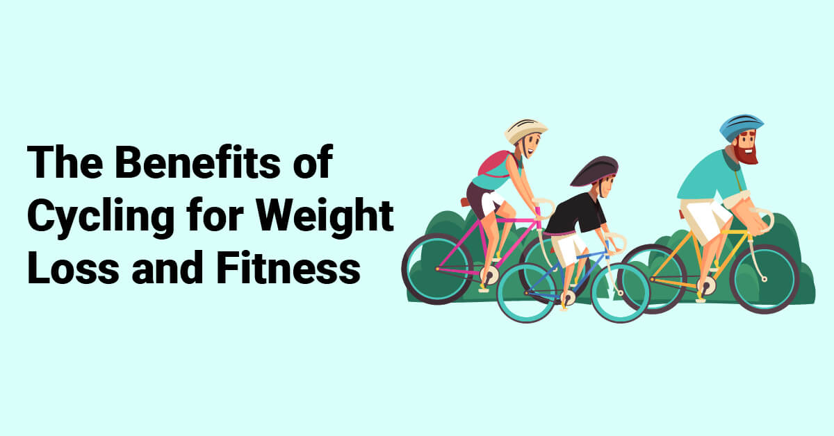 The Benefits of Cycling for Weight Loss and Fitness