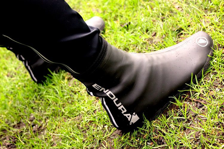 overshoes for extra protection